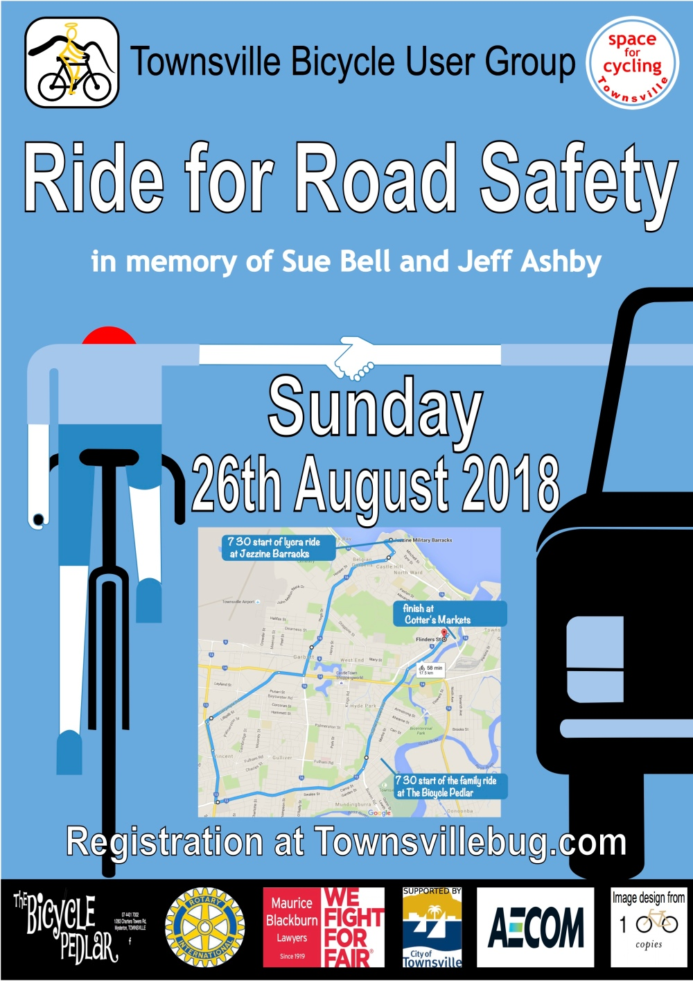 2018 Ride for Road Safety